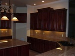 Custom Finished Cabinets